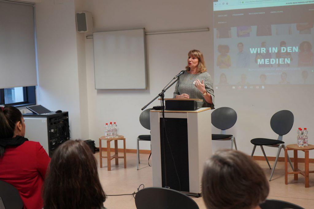 Konferenz 2018 Eröffnungsrede von Petra Köpping