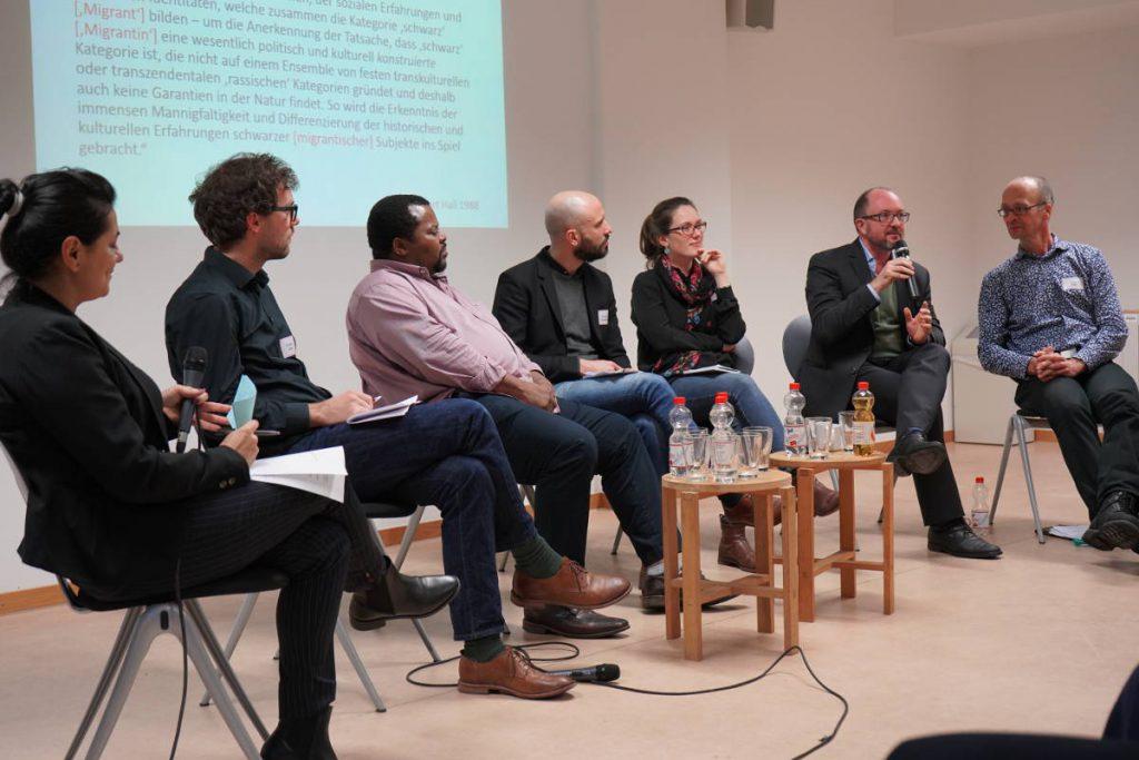Konferenz 2018 Diskussionsrunde