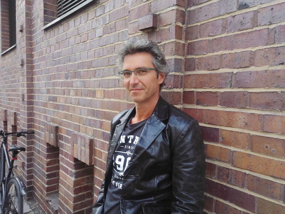 Portrait von Mark Daniel