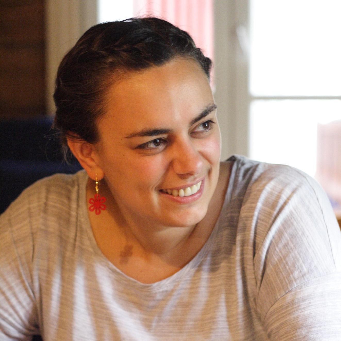 Portrait von Viktorija Ratkovic