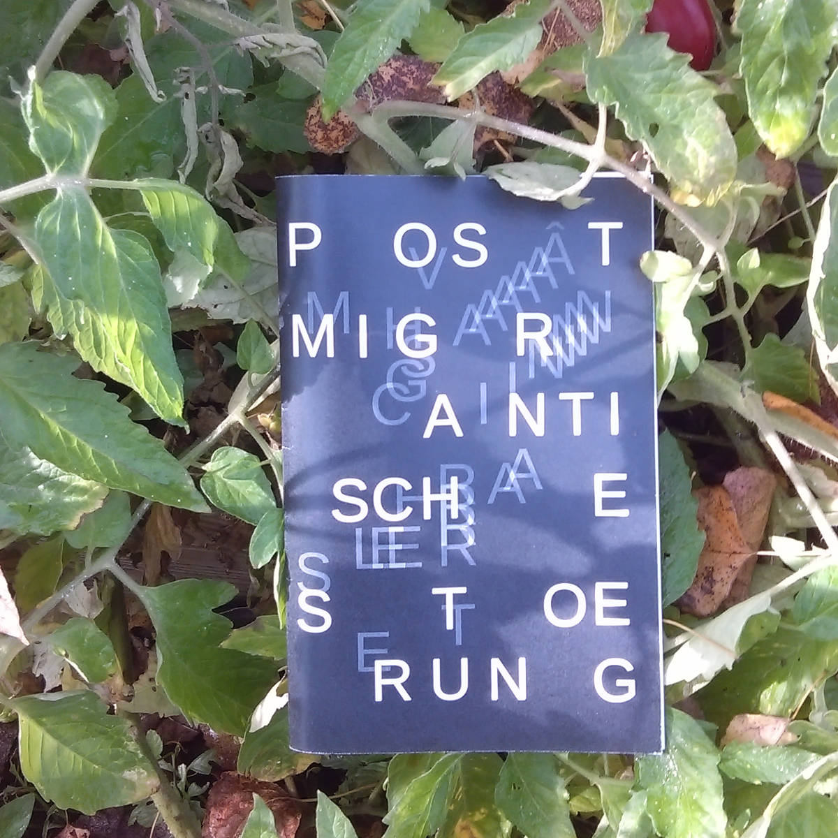 PMS Schreibkollektiv Post Migrantische Störung