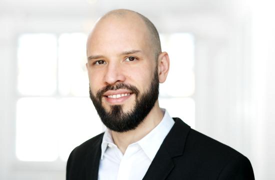 Portrait von Dr. Pablo Dominguez Andersen