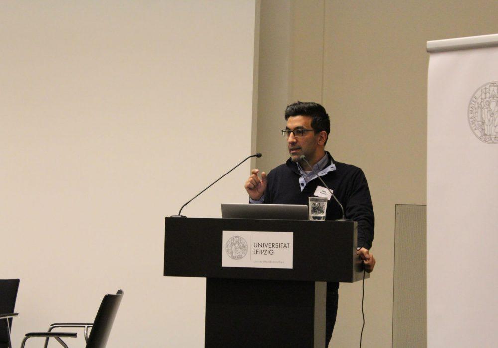Zum Abschluss sprach Dr. Kefa Hamidi