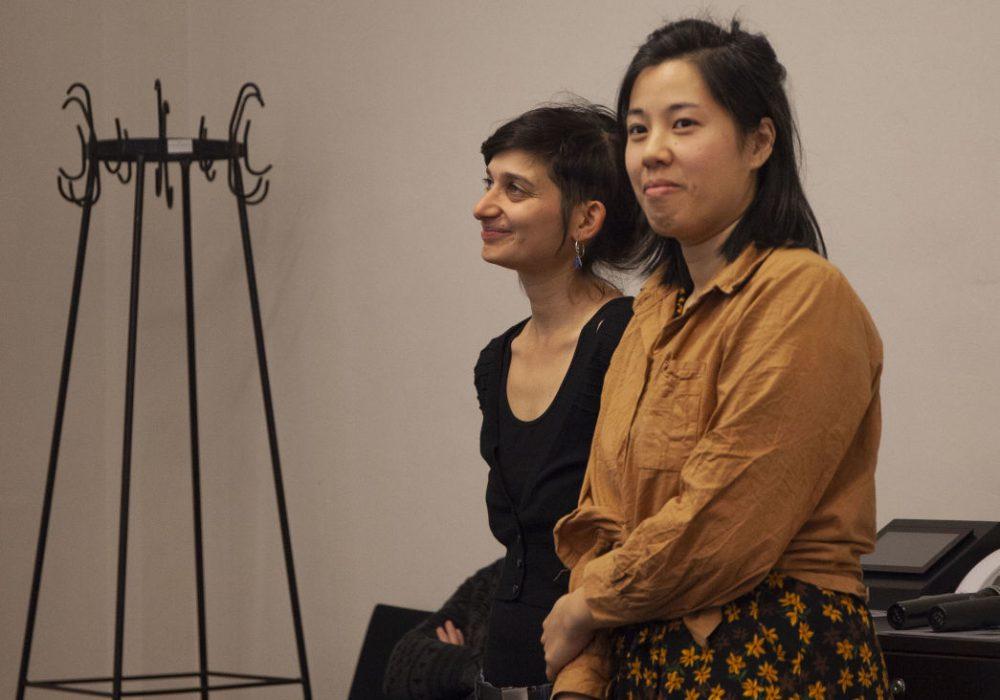 Lisa und Trang von PMS,